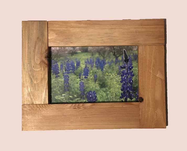 """תמונה עם מסגרת עץ מק""""ט: 1531"""
