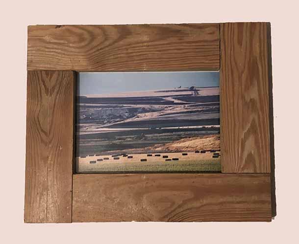 """תמונה עם מסגרת עץ מק""""ט: 1532"""