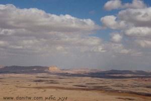 1514 מדבר, מצפה רמון, ישראל