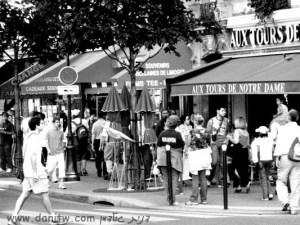 212 שחור לבן, צרפת