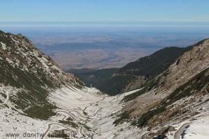 5092 הרים, רומניה