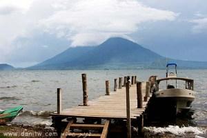תמונות יפות למכירה צילום נוף ים ימים ואגמים, גואטמלה 2114
