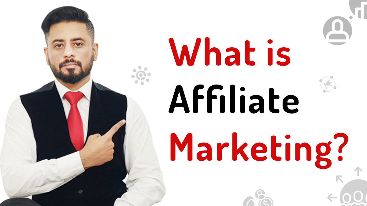 What is affiliate marketing and how does it work:
