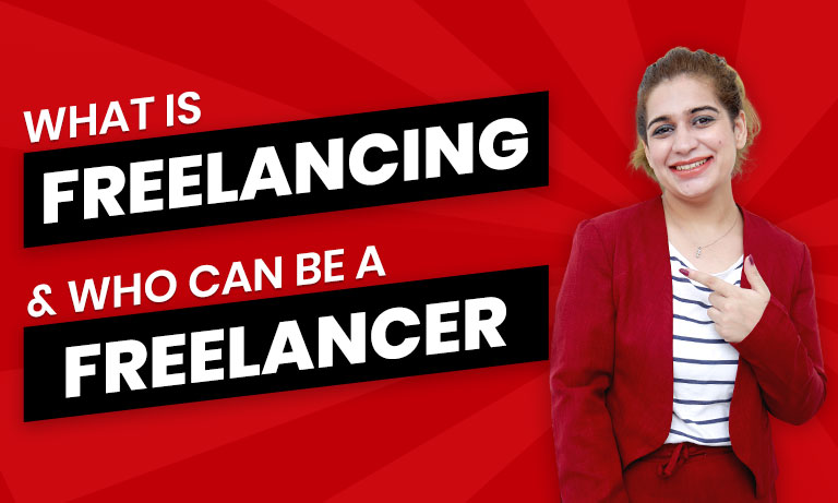 Want to start freelancing? Want to know what is freelancing? How it is done? Who can do it? Tune in on Monday at 8:00 PM to find out more about freelancing.