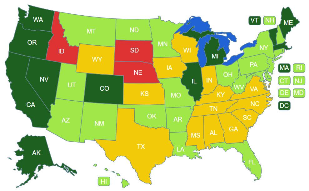 US-Marijuana-law-map