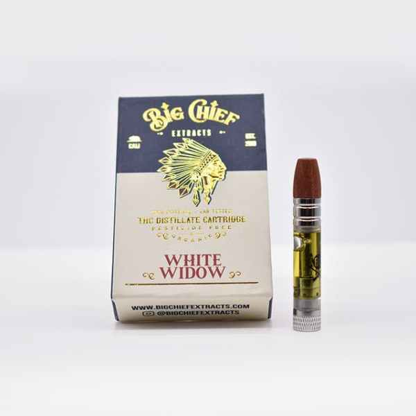 Big Chief Extracts White widow