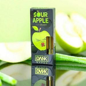 Dank Vapes Sour Apple