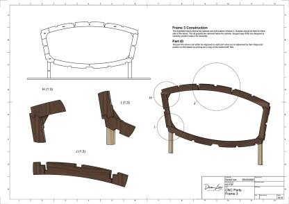 Rocket MkII Plans Frame 3 CNC Construction