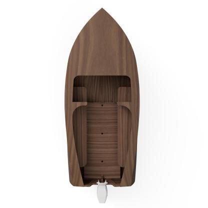 Plywood boat plans modernised boat building cnc boat building plan