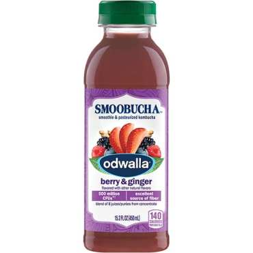 Odwalla Berry & Ginger Smoobucha 15.2oz