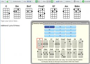 GoChord original chords