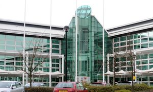 an external shot of Sony's Studio Liverpool building in Wavertree