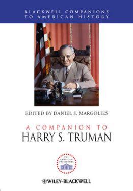 Margolies_A Companion to Harry S. Truman