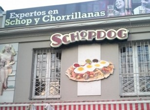 Food designed for getting full at a cheap price. It includes sausage, french fries, eggs, meat. No vegetables allowed.