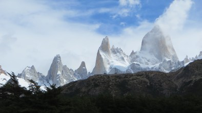 More Fitz Roy and friends