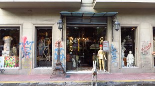An eclectic shop with the most unusual stuff for sale
