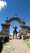 The following photos are from Isla Taquile