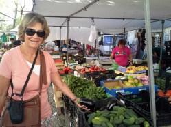 Vegetable market, Granada