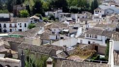 The Albecin, Granada rooftops