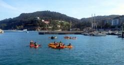 Kayaking Class, Lekeitio