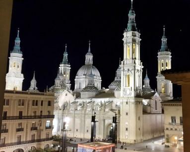 Zaragoza - Basilica of Our Lady of the Pillar