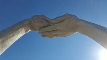 Sculpture in Castelldefels