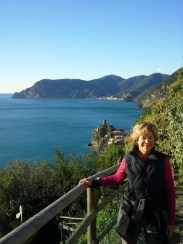 Approaching Vernazza