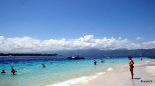 Beach, Gili Trawangan