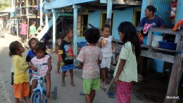 Village activity