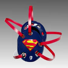 superman wrestling headgear danmar warrior img