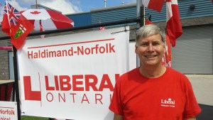 Member of the Haldimand-Norfolk Provincial and Federal Liberal Associations