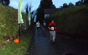Pumpkin Marathon last year.