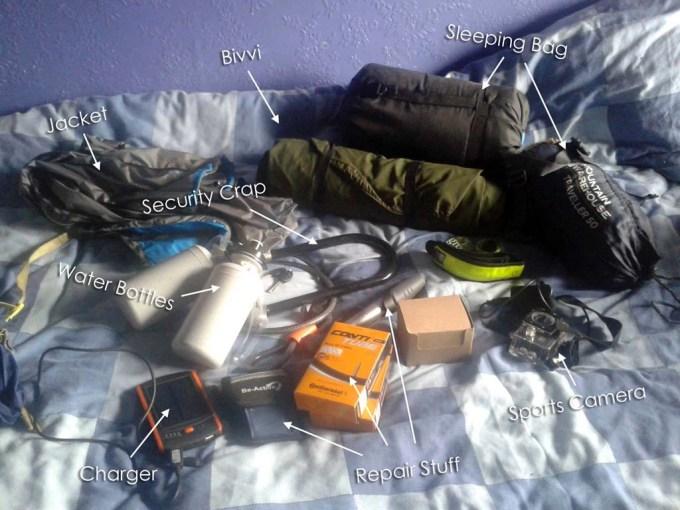 Preliminary Kit Gathering