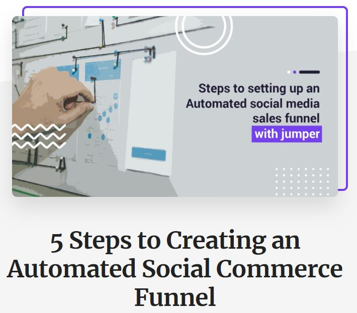 5 Steps to Creating an Automated Social Commerce Funnel