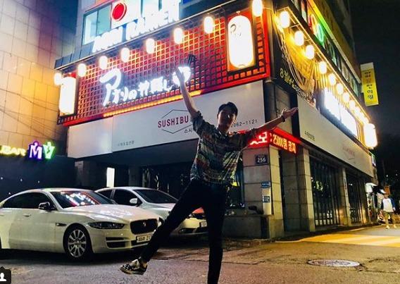 BIGBANGのV.I(スンリ)