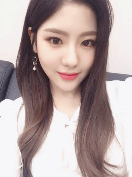 グループ脱退が報じられた gugudan メンバー ヘヨン