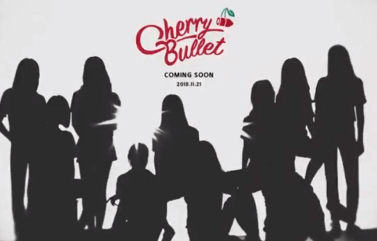 FNCから新たにデビューするガールズグループ「Cherry Bullet」