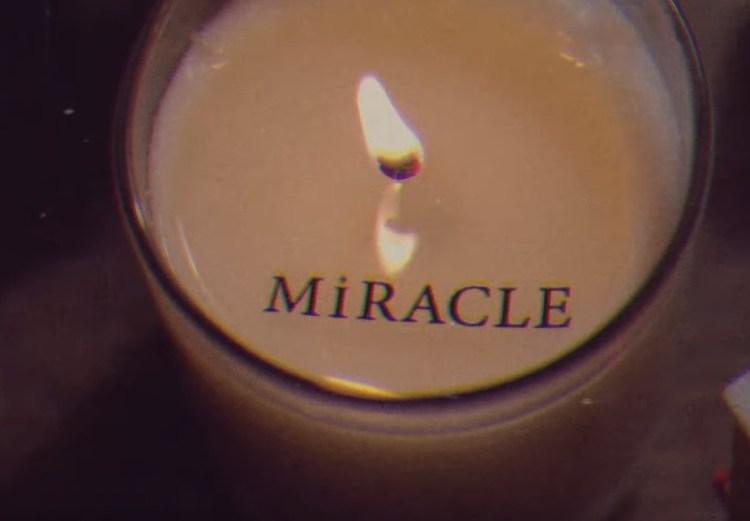 タイトル曲は「MIRACLE」