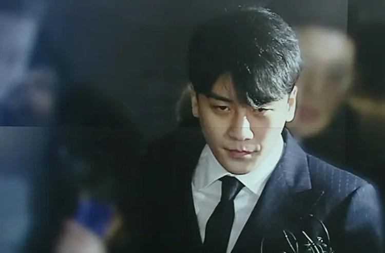 性売買を認めたことが報道された元BIGBANGメンバーのV.I