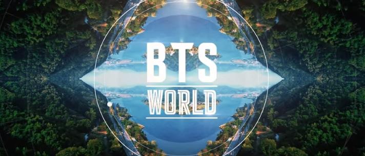 BTS WORLD Heartbeat ハートビート