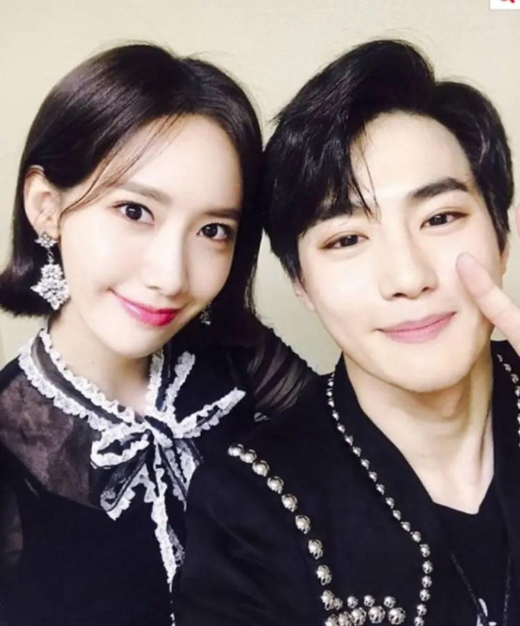 アイドル界のヒョンビン・ソンイェジン、ユナとスホ