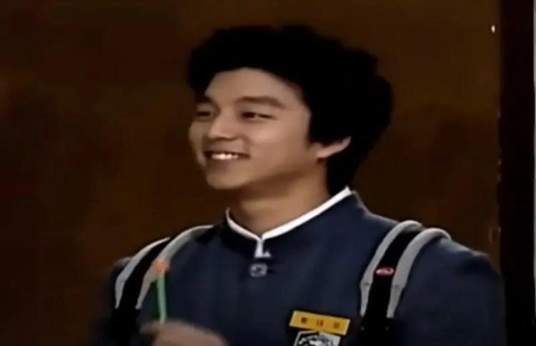『学校4』出演当時のコン・ユ