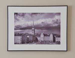 Stormy Stockholm