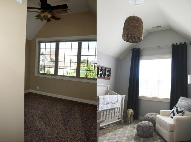 ENTRY - before and after