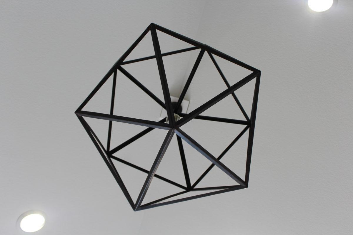 Industrial Pendant