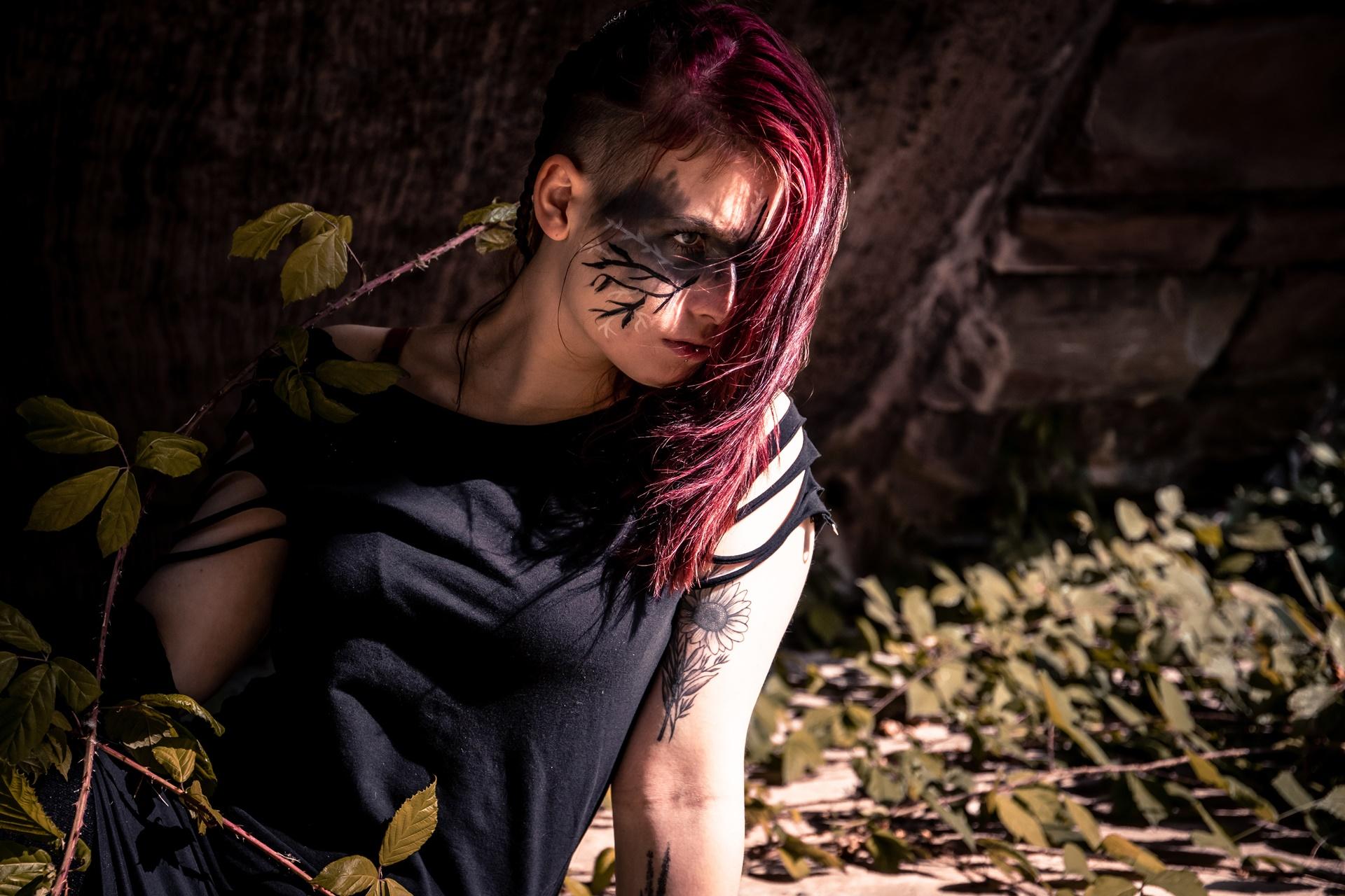 warrior project, girl, warpaint