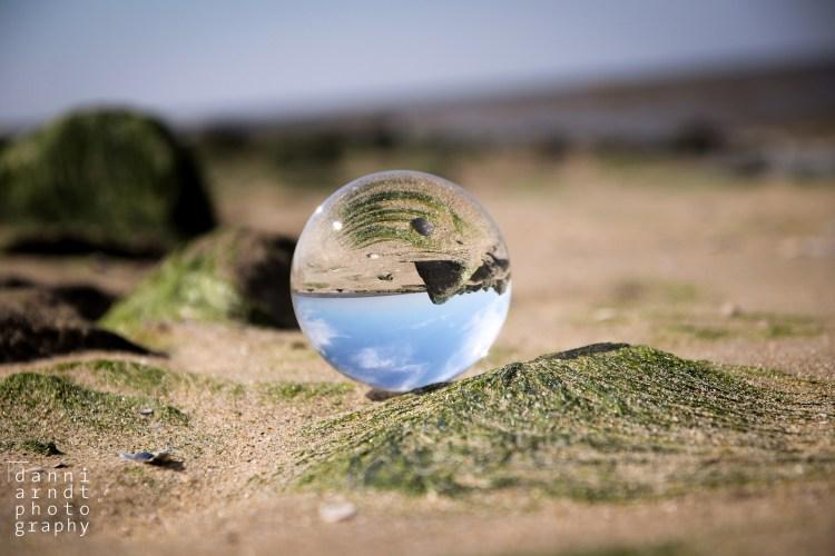 Lensball Rocks Texel