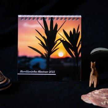 Tischkalender 2021: Marokkanisches Abenteuer