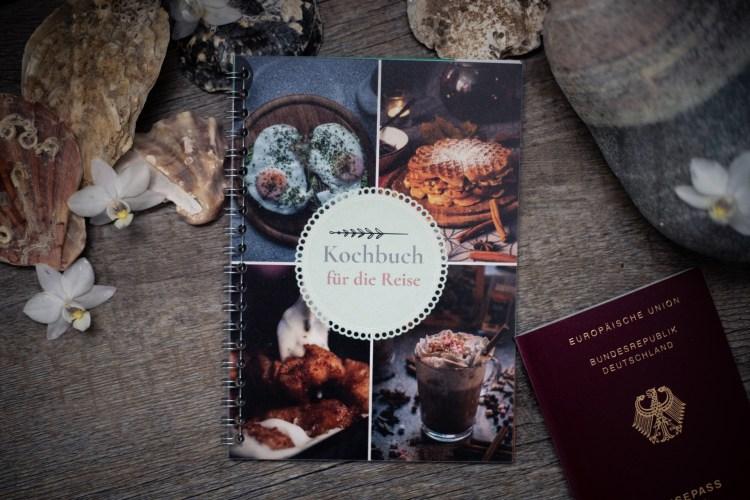 Kochbuch für die Reise