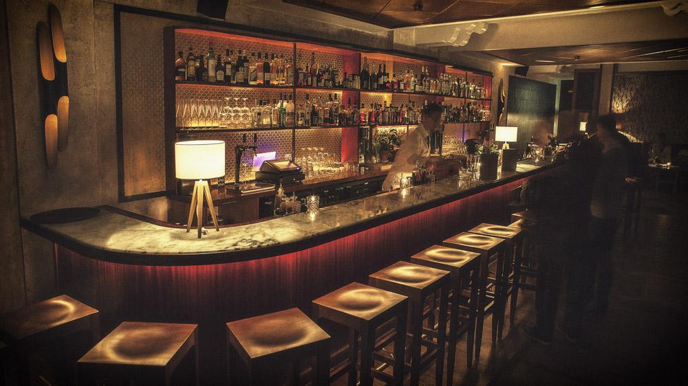 Image billed af Holmens Kanal Cocktailbar,interieur, København